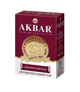Чай Akbar Limited Edition с медалью листовой