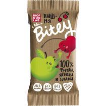Батончик Bitey фруктово-ягодный Яблоко-вишня