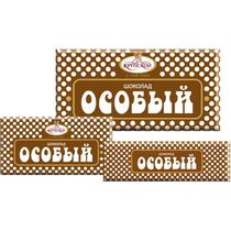 Шоколад Фабрика имени Крупской Особый  100 гр.