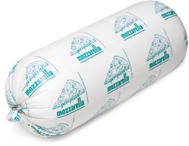 Плавленный продукт с сыром Моцарелла 40% (батон), Плавыч, 1 кг., пленка