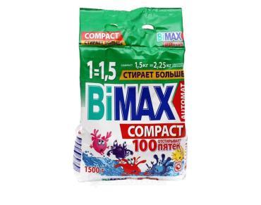 Стиральный порошок BiMax 100 пятен Автомат