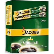 Кофе Jacobs Monarch 26 стикеров 45 г.