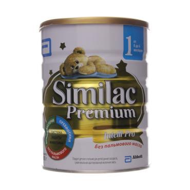 Смесь Similac Premium 1 сухая 0-6 месяцев