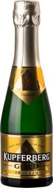 Игристое вино Купферберг Голд Зект Сухое / Kupferberg Gold Sekt Trocken,  Ассамбляж белых сортов,  Белое Сухое, Германия