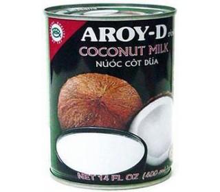 Молоко Aroy-D кокосовое 60%