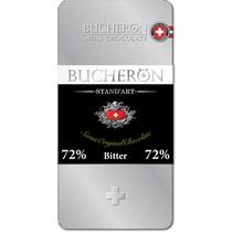 Bucheron шоколад Горький  100 гр. х 10 шт. ж/б (6)