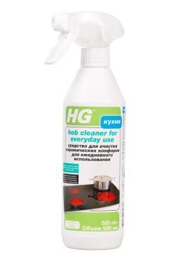 Чистящее средство HG Для очистки керамических конфорок ежедневного использования