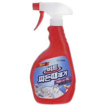 Жидкое чистящее средство для ткани Lion Beat перед стиркой, спрей