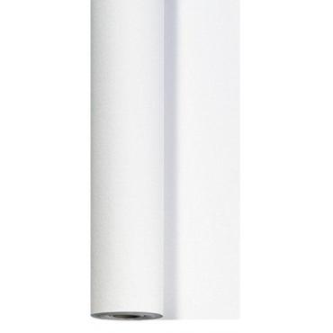 Скатерть белая, бумага 1 шт/уп., 2 шт/кор., Duni Dunicel, пластиковый пакет