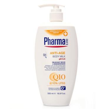 Молочко для тела PharmaLine антивозрастное