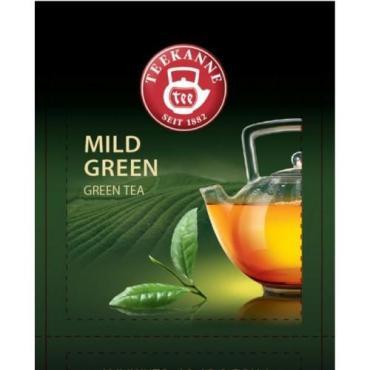 Чай зеленый Teekanne Mild Green 300 пакетов