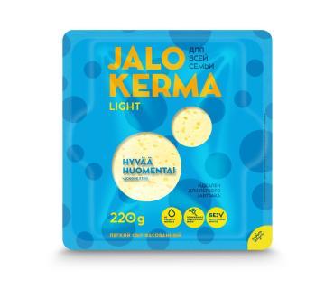 Сыр Jalo Kerma Лёгкий 30%