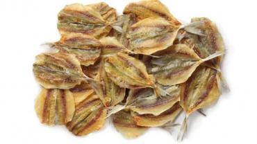 Рыба сушеная Желтый полосатик, Старая Гавань, 1 кг., пакет