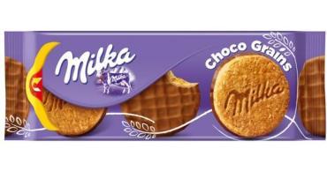 Печенье Milka Choco Grain