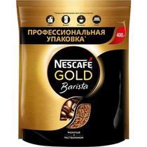 Кофе Nescafe Gold Barista растворимый 400 гр