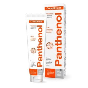 Гель Compliment Panthenol Пантенол охлаждающий для наружного применения