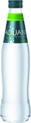 Вода минеральная газированная Aquanika. 350мл