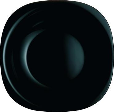 Тарелка Luminarc Carine Black десертная 19 см.
