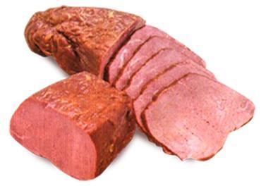 Говядина Ихляс мясокомбинат Деликатесная халяль, 1 кг.