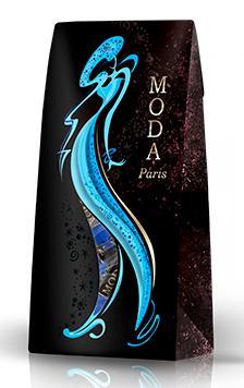 Конфеты шоколадные Moda Paris, 105 гр., подарочная упаковка