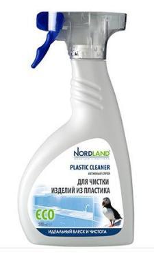 Спрей Nordland для чистки изделий из пластика