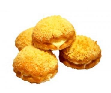 Печенье Чудесница лусеро с молочной начинкой