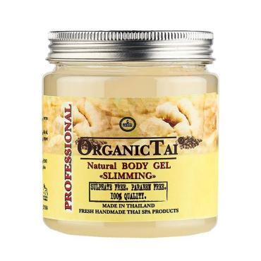 Натуральный гель для тела для похудения, OrganicTai, 300 гр., Пластиковая банка