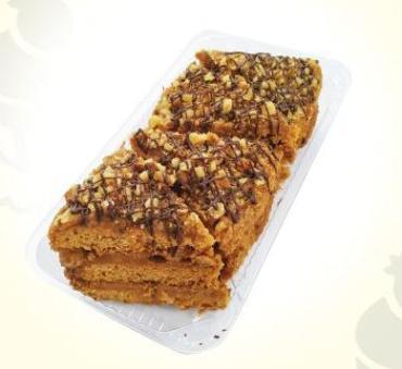 Пирожное песочно-медовое Афипский хлебокомбинат Иринка, 100 гр., пластиковая упаковка