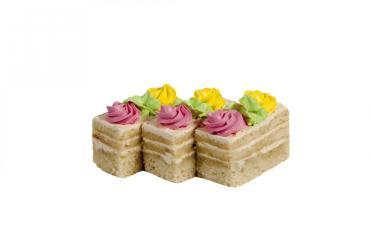 Пирожное Слоянка Пирожные для Вас с нежным кремом