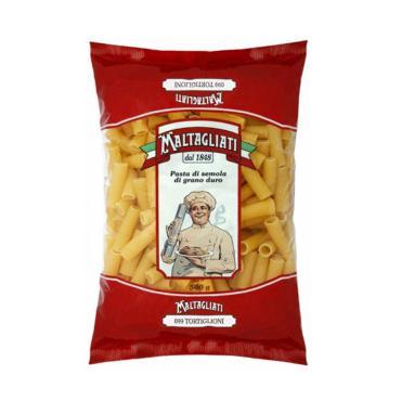 Макаронные изделия Maltagliati №099 Tortiglioni