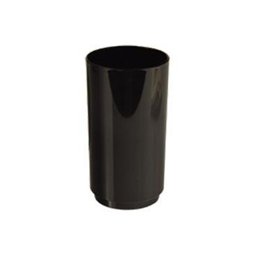 Форма фуршетная Papstar цилиндр черная 60мл. Н75хD40мм.