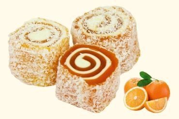 Нуга Нимет с ароматом апельсина