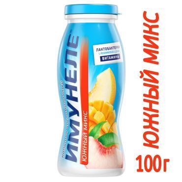 Напиток к/м Имунеле Neo пер-ман-дыня 1.2% 1х24х100г