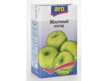 Нектар Аrо яблочный