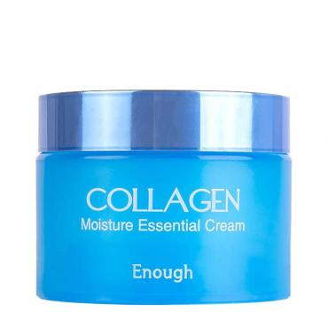 Крем для лица Enough Collagen Moisture Essential Cream с гидролизованным коллагеном