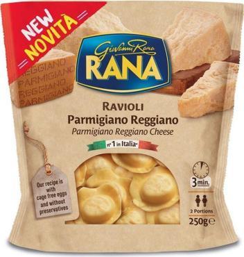 Равиоли Rana с сыром Пармиджано Реджано