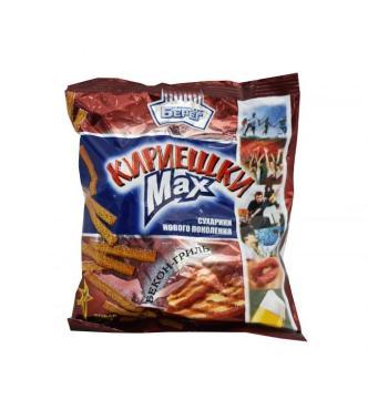 Сухарики Кириешки Max со вкусом бекона