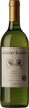 Вино Шевалье Лакассан / Chevalier Lacassan Blanc Moelleux,  Ассамбляж белых сортов,  Белое Полусладкое, Франция