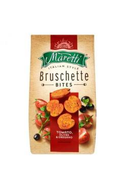Брускетты Maretti Tomato, olives & oregano