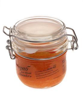 Скраб для тела Valentina Kostina Amazing Cosmetics Scrub Papaya