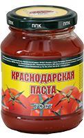 Томатная паста Краснодарская