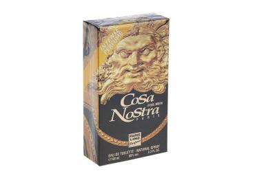 Туалетная вода Новая заря Cosa Nostra intense Perfume