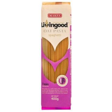 Макаронные изделия Spaghetti Energy Livingood , 400 гр., флоу-пак