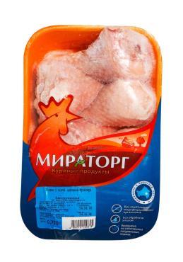 Курица Мираторг голень на кости