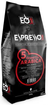 Кофе EspressoLab 05ARABICA Grand Cru, зерно, 1 кг