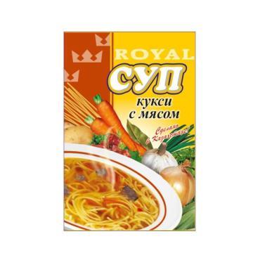 Суп Royal Food Кукси с мясом