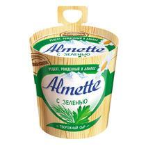 Сыр Almette Творожный с зеленью