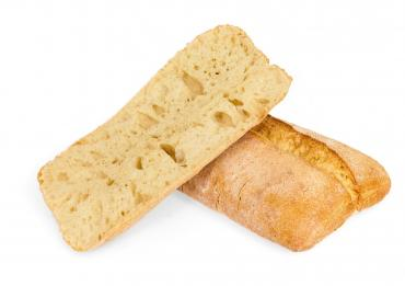 Хлеб Чиабатта римская, МХК, 280 гр., ПЭТ