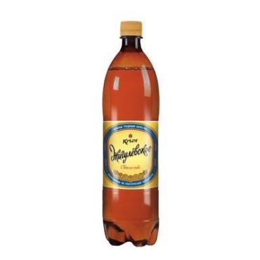 Пиво Крым светлое 4,4% 1,5 л.