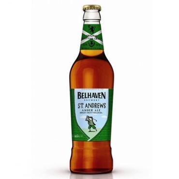 Пиво Belhaven St Andrews Ale 0.5 л